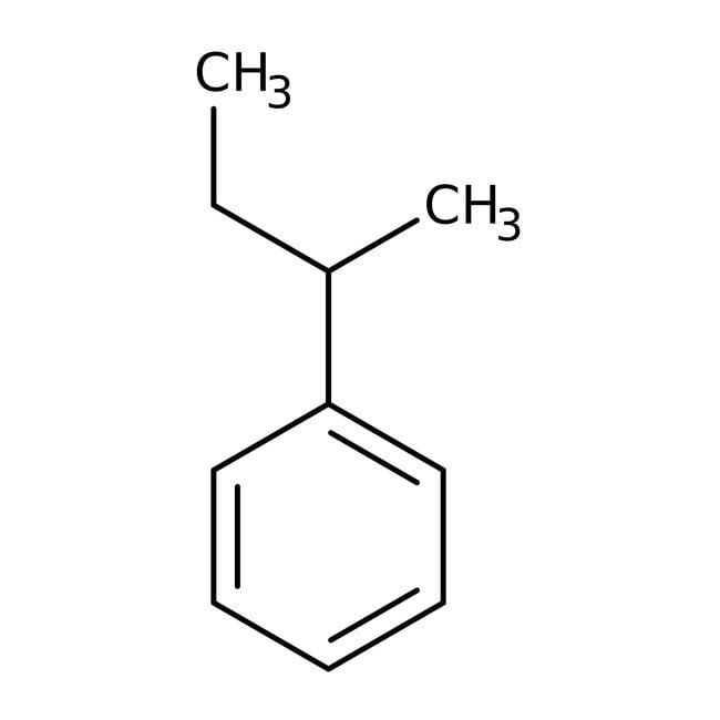 sec-Butylbenzene, 99+%, ACROS Organics™