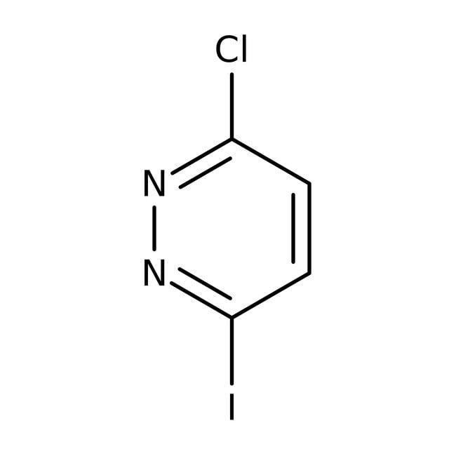 Alfa Aesar™3-Chloro-6-iodopyridazine, 97% 5g Alfa Aesar™3-Chloro-6-iodopyridazine, 97%