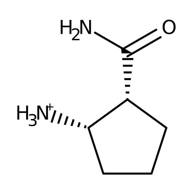 cis-2-Amino-1-cyclopentanecarboxamide, 98%, ACROS Organics