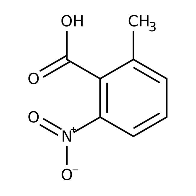 2-Methyl-6-nitrobenzoic acid, 99%, Acros Organics™
