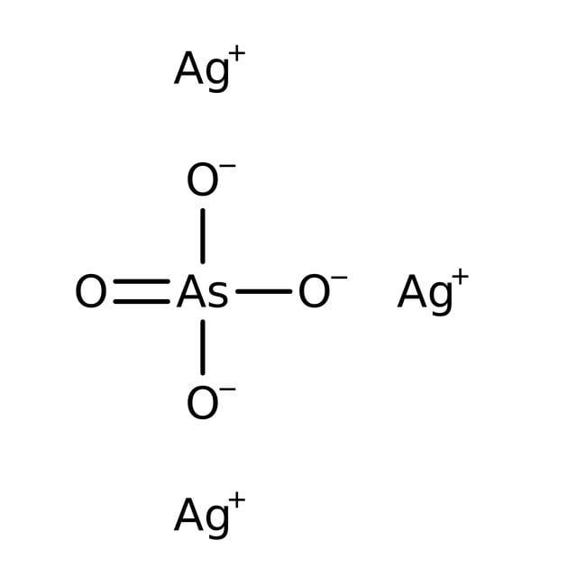 Alfa Aesar™Silver arsenate, 99.99% (metals basis)