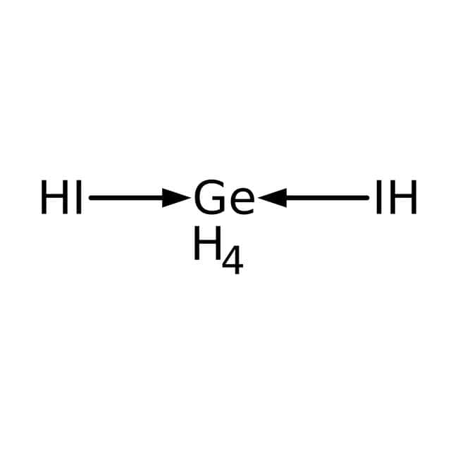 Alfa Aesar™Germanium(II) iodide, 99.99% (metals basis) 5g Ver productos