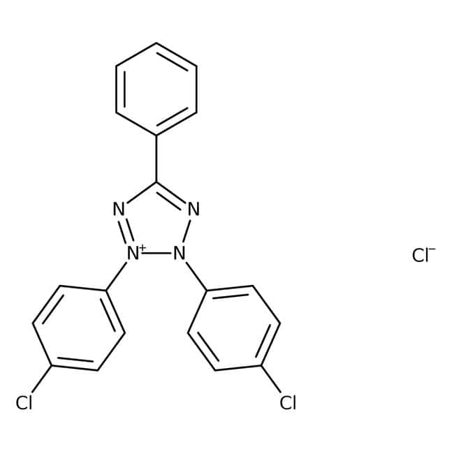 2,3-Bis(4-chlorophenyl)-5-phenyltetrazolium Chloride 98.0 %, TCI America