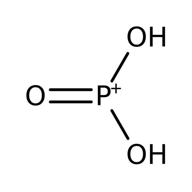 Phosphorous acid, 98%, extra pure, ACROS Organics