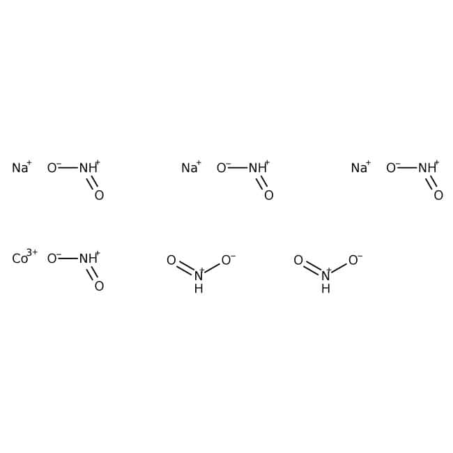 Sodium hexanitrocobaltate(III), ACROS Organics