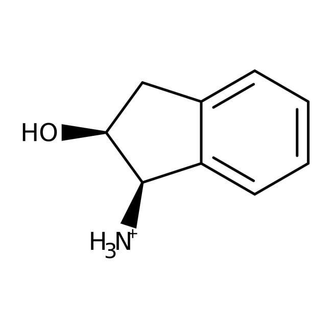 (1R,2S)-(+)-cis-1-Amino-2-indanol, 98%, ACROS Organics™: Benzenoids Organic Compounds