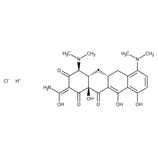 Minocycline Hydrochloride 98.0+%, TCI America™