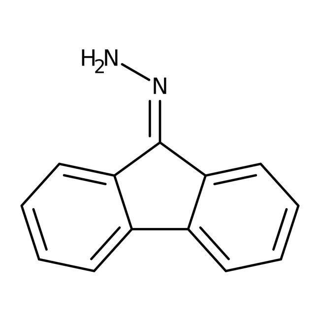 9-Fluorenone hydrazone, 97%, ACROS Organics™