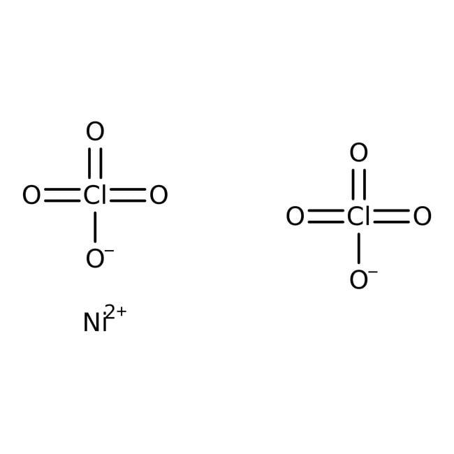 Alfa Aesar™Nickel(II) perchlorate hydrate, 99.998% (metals basis)
