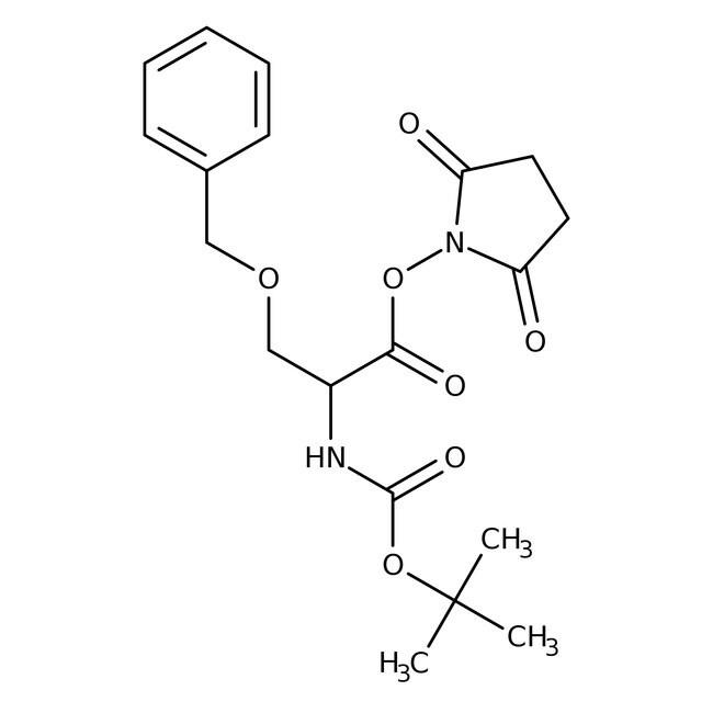 BOC-O-Benzyl-L-serine hydroxysuccinimide ester, 97%, ACROS Organics™