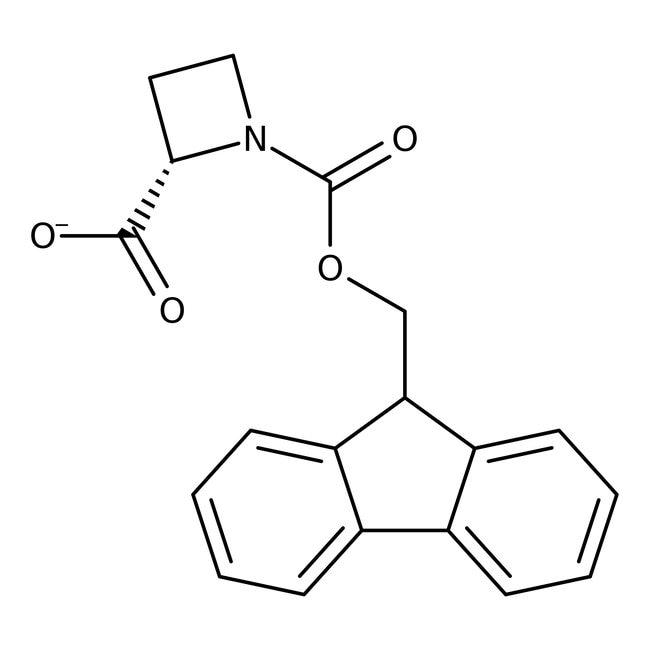 (S)-N-FMOC-Azetidine-2-carboxylic acid, 95%, 98% ee, ACROS Organics