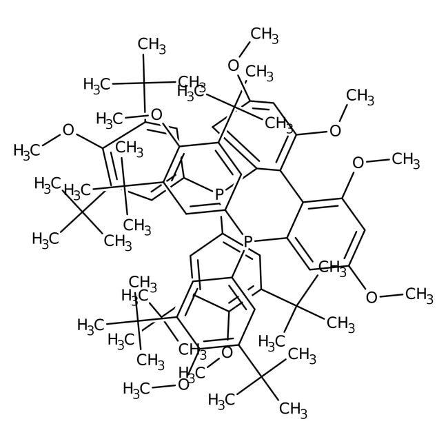 R 22 Bisbis35 Di Tert Butyl 4 Methoxyphenylphosphino 446