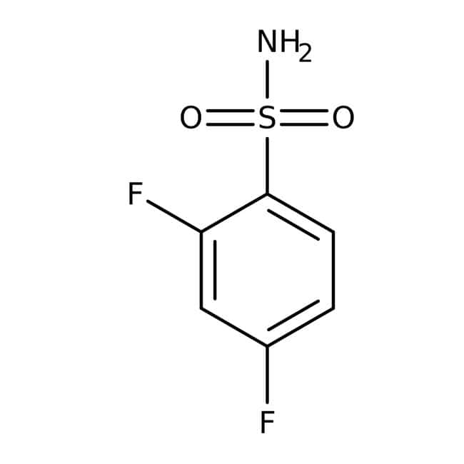 Alfa Aesar™2,4-Difluorobenzenesulfonamide, 96%