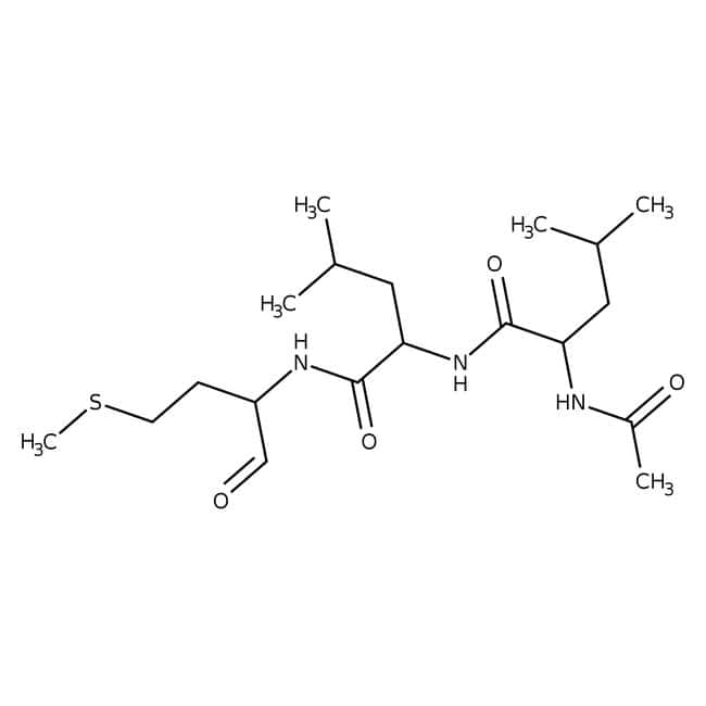 Alfa Aesar™Calpain Inhibitor II, ≥95% 5mg Alfa Aesar™Calpain Inhibitor II, ≥95%
