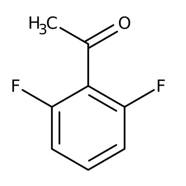 2',6'-Difluoroacetophenone, 98%, ACROS Organics™: Ketones Carbonyl compounds