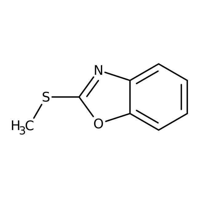 2-(Methylthio)benzoxazole 98.0+%, TCI America™