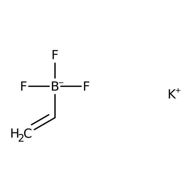 Potassium vinyltrifluoroborate, 95%, Acros Organics
