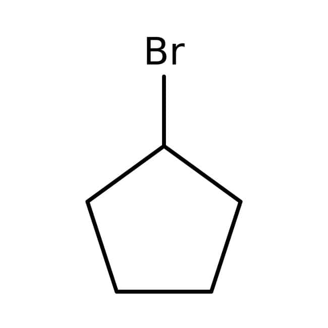 Cyclopentyl bromide, 98%, ACROS Organics™: Alkyl halides Organohalogen compounds
