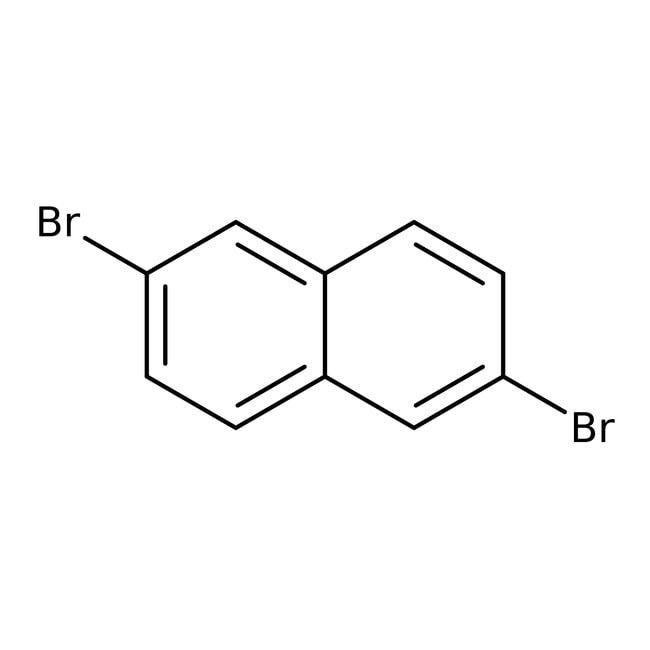 2,6-Dibromonaphthalene, 99%, Acros Organics