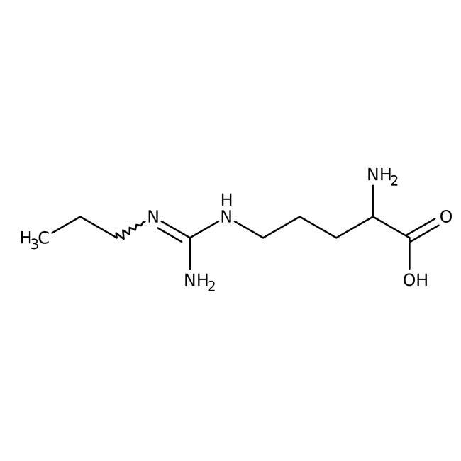 Nω-Propyl-L-arginine hydrochloride, Tocris Bioscience™ 50mg Nω-Propyl-L-arginine hydrochloride, Tocris Bioscience™