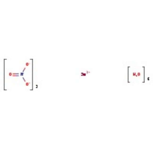 Alfa Aesar™Samarium(III) nitrate hydrate, REacton™, 99.99% (REO)
