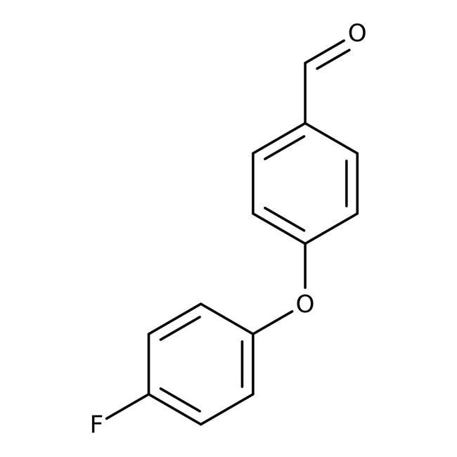 Alfa Aesar™4-(4-Fluorophenoxy)benzaldehyde, 97% 250mg prodotti trovati