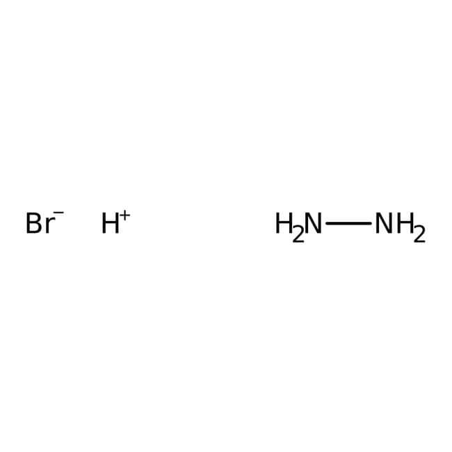 Alfa Aesar™Hydrazine monohydrobromide, 98% 50g Alfa Aesar™Hydrazine monohydrobromide, 98%