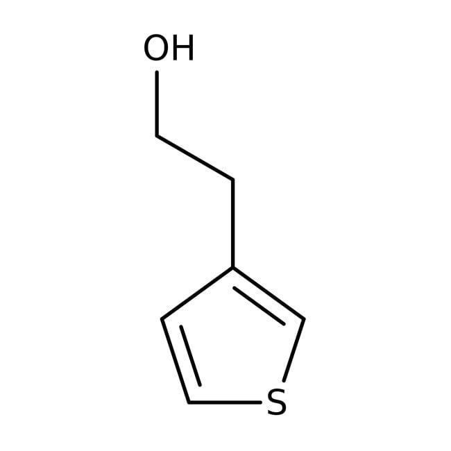 2-(3-Thienyl)ethanol, 99%, ACROS Organics