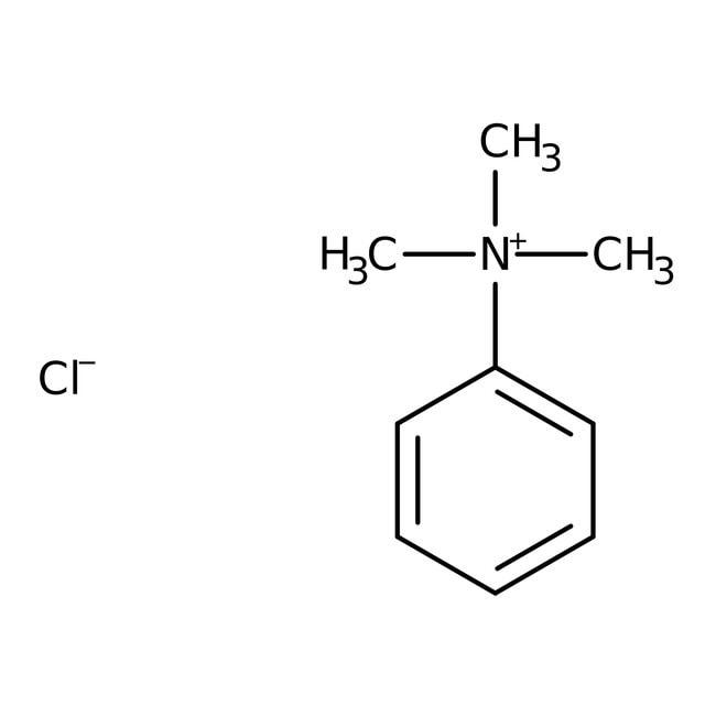 Trimethylphenylammonium Chloride 98.0 %, TCI America