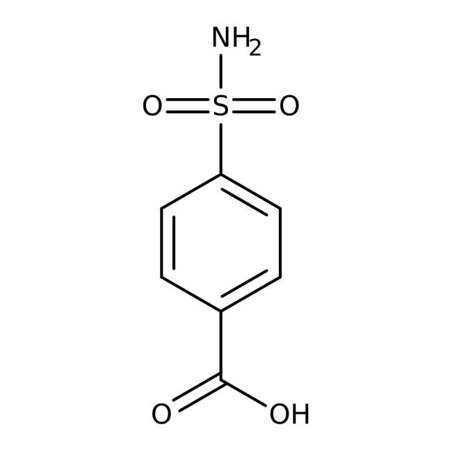 4-Sulfamoylbenzoic Acid 95.0 %, TCI America
