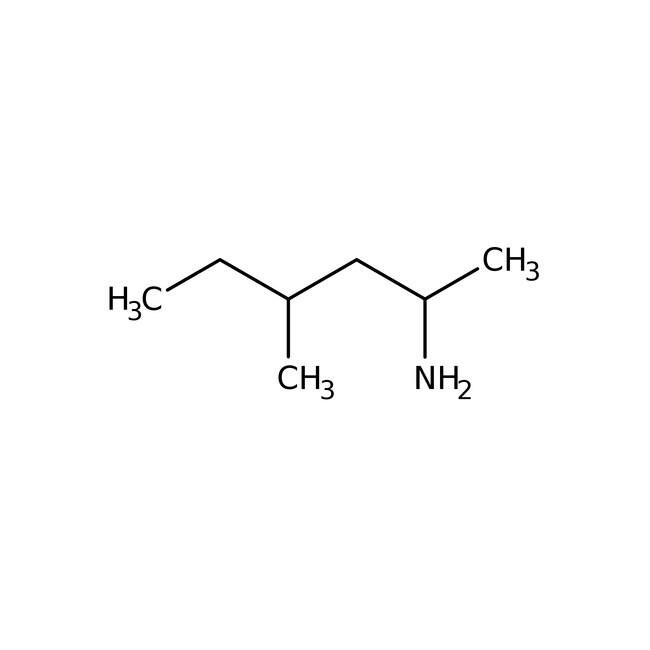 4-Methyl-2-hexylamine Hydrochloride 98.0+%, TCI America™
