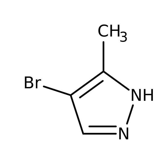 4-Bromo-3-methylpyrazole, 97%, ACROS Organics