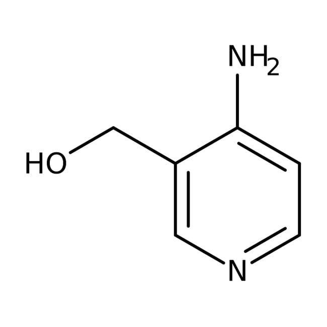 Alfa Aesar™4-amino-3-piridinemetanol, 97% 5g Alfa Aesar™4-amino-3-piridinemetanol, 97%