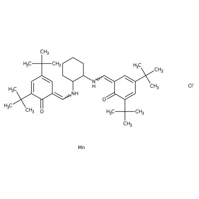 (R,R)-(-)-N,N'-Bis(3,5-di-tert-butylsalicylidene)-1,2-cyclohexanediaminomanganese(III) chloride, ACROS Organics™