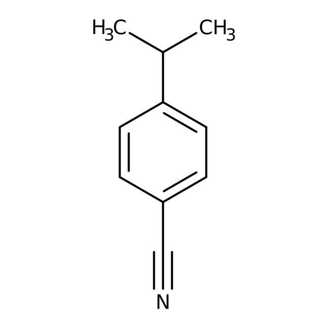 4-Isopropylbenzonitril, 95%, Maybridge Braunglasflasche, 10g 4-Isopropylbenzonitril, 95%, Maybridge