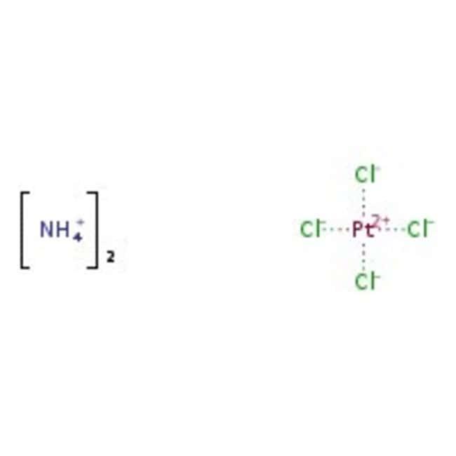 Alfa Aesar  Ammonium tetrachloroplatinate(II), 99.9% (metals basis), Pt 51% min