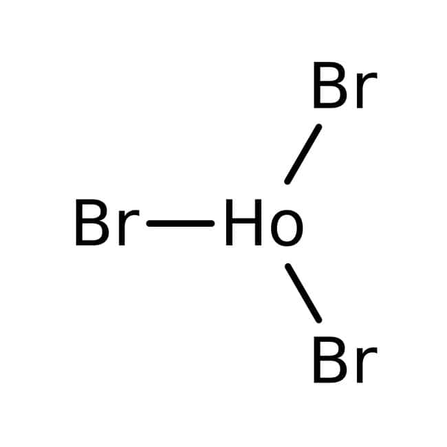 Alfa Aesar™Holmium(III) bromide, ultra dry, 99.98% (REO) 1g; Ampoule Alfa Aesar™Holmium(III) bromide, ultra dry, 99.98% (REO)