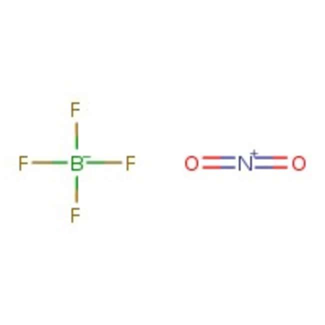 Nitronium tetrafluoroborate, 97%, ACROS Organics