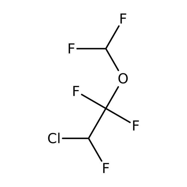 Alfa AesarTM 2 Chloro 112 Trifluoroethyl Difluoromethyl Ether 97