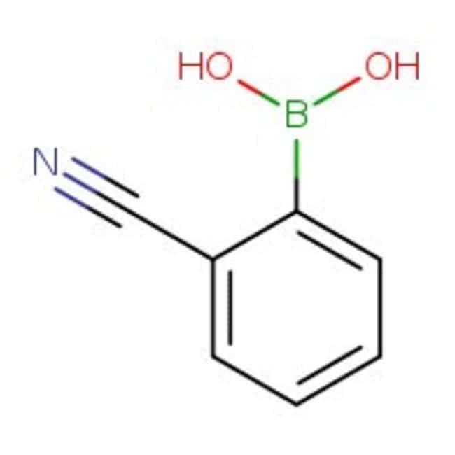 2-Cyanophenylboronic acid, 98%, ACROS Organics
