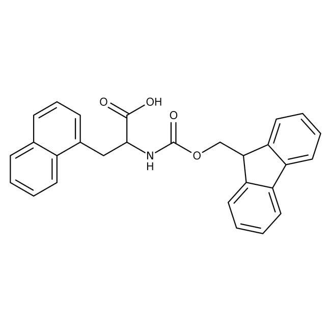 Alfa Aesar™N-Fmoc-3-(1-naphthyl)-D-alanine, 98% 250mg Alfa Aesar™N-Fmoc-3-(1-naphthyl)-D-alanine, 98%