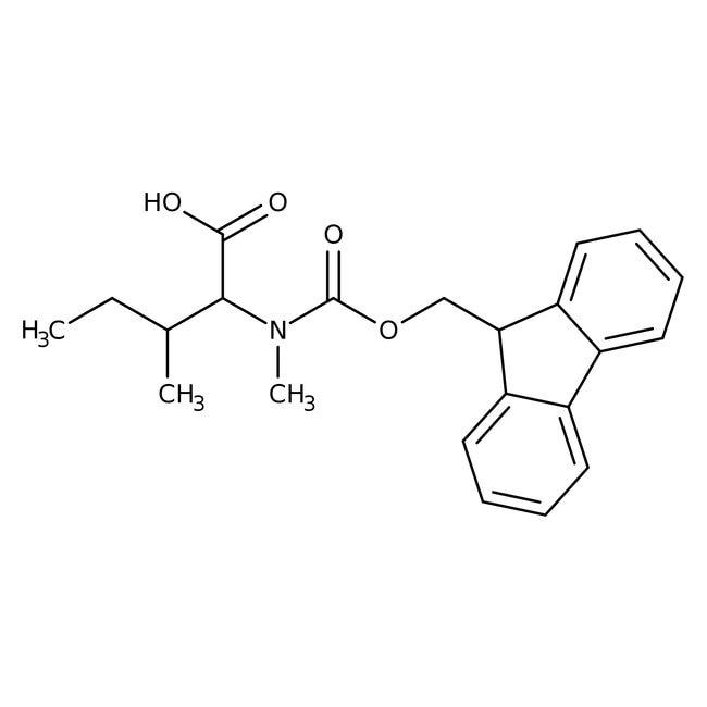 Alfa Aesar  N-Fmoc-N-methyl-L-isoleucine, 95%