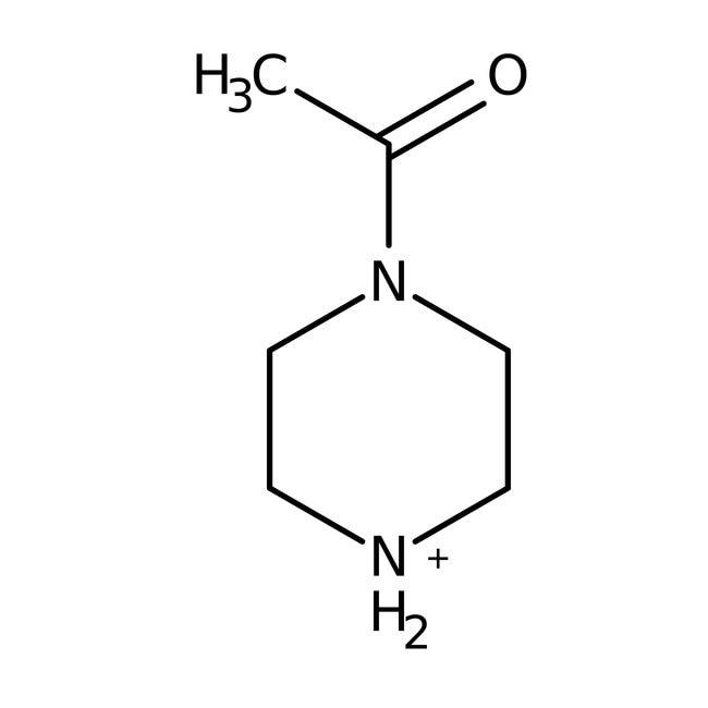 1-Acetylpiperazine, 98%, ACROS Organics