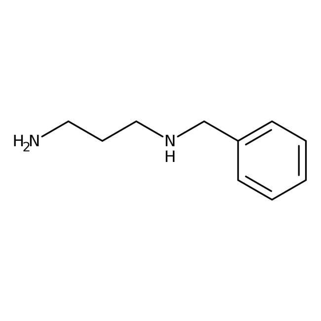 Alfa Aesar™3-(Benzylamino)propylamine, 95% 5g Alfa Aesar™3-(Benzylamino)propylamine, 95%