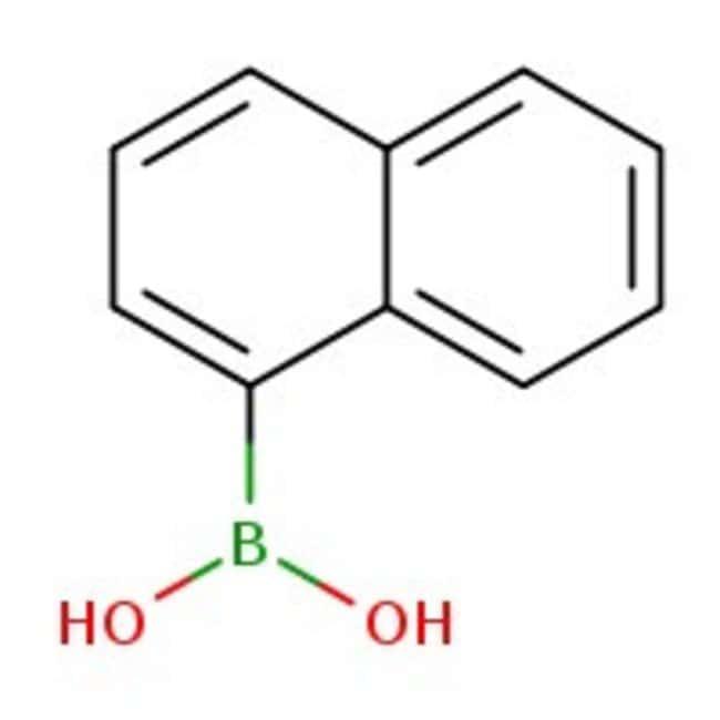 1-Naphthaleneboronic acid, 97%, ACROS Organics™