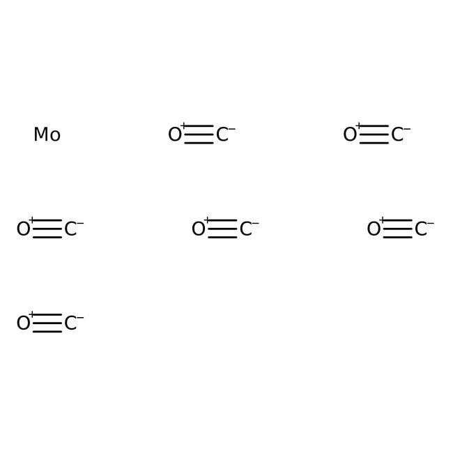 Molybdenum hexacarbonyl, 98%, ACROS Organics