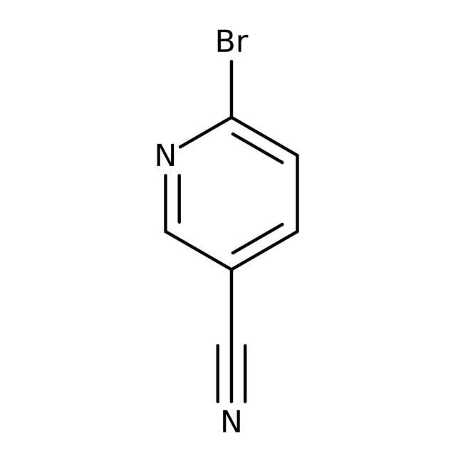 Alfa Aesar™2-Bromo-5-cyanopyridine, 97%