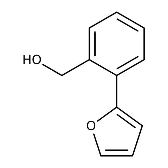 [2-(2-Furyl)phenyl]methanol, ≥97%, Maybridge™ 5g [2-(2-Furyl)phenyl]methanol, ≥97%, Maybridge™