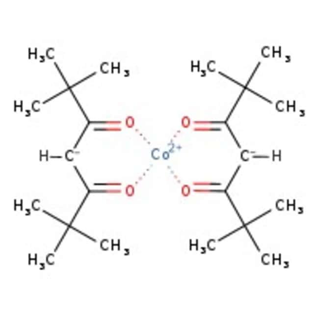 Alfa Aesar  Bis(2,2,6,6-tetramethyl-3,5-heptanedionato)cobalt(II), 99.9% (metals basis)