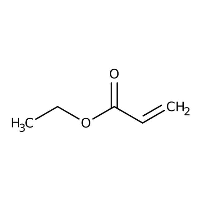Ethyl acrylate, 99.5%, stabilized, ACROS Organics™